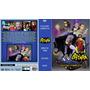 Coleção Completa Batman Série Tv Box Digitray Com 20 Dvds