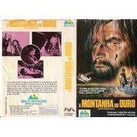 Vhs + Dvd*, Montanha Do Ouro ( Raro) - Charlton Heston