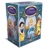 Box Dvd Coleção Princesas Volume 1 Disney Original
