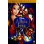 Dvd A Bela E A Fera Duplo - Disney - Novo & Lacrado Com Luva