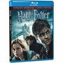 Blu-ray - Harry Potter - Relíquias Da Morte Parte 1