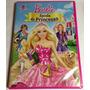 Dvd Barbie Escola De Princesas Original Boneca Aventura Infa