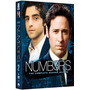 Dvd Lacrado Importado Numb3rs Complete Second Season 6 Disco