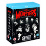 Blu-ray - Monsters - The Essential Collection - Lacrado