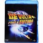 Blu-ray Trilogia De Volta Para O Futuro - Original - Lacrado