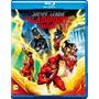 Blu-ray + Dvd Liga Da Justiça: Ponto De Ignição Dublado