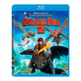 Blu Ray Como Treinar Seu Dragão 2 - Original, Novo, Lacrado