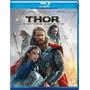 Blu-ray Thor O Mundo Sombrio (2013) - Novo Lacrado Original