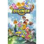 Digimon 1ª A 6ª Temporada Dublado Dvd