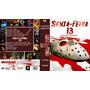 Coleção Completa Sexta Feira 13 Total 12 Dvd Dublado Digtray