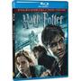 Blu-ray Harry Potter E As Relíquias Da Morte - Parte 1 - Dup