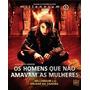 Blu-ray Millennium - Os Homens Que Não Amavam As Mulheres