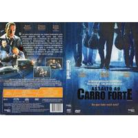 Dvd Assalto Ao Carro Forte, Albert Dupontel, Ação, Original