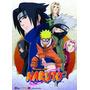 Coleção De Desenhos Naruto Clássico 220 Episódios - 27 Dvds