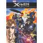 X-men A Historia Animada - Anime Dvd Duplo