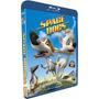 Space Dogs - Edição Em 2d E 3d - Blu-ray 3d - Dublado - Hd
