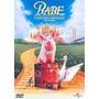 Dvd Babe, O Porquinho Atrapalhado Na Cidade # Original #