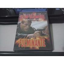 Golpe Fulminante - Van Damme - Lacrado - Frete 6,00