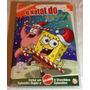 Dvd Natal Do Bob Esponja Dublado Nickelodeon Patrick Origina