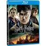 Blu-ray Harry Potter E As Relíquias Da Morte - Parte 2