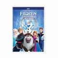 Frozen Uma Aventura Congelannte Dvd Lacrado Disney