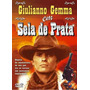 Dvd, Sela De Prata / Giulianno Gemma - Em Otímo Estado