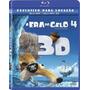 A Era Do Gelo 4 Em 3d, Blu Ray Original