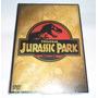 Jurassic Park - Dvd Original - A Trilogia