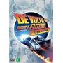 Dvd Trilogia De Volta Para O Futuro - Lacrado