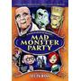 Dvd A Festa Do Monstro Maluco Novo Orig Animação Bonecos
