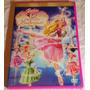 Dvd Barbie 12 Princesas Bailarinas Encanto Dança Ballet Dubl