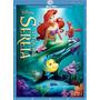 Blu-ray A Pequena Sereia - Disney Original Lacrado