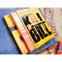 Box Kill Bill - Original - 2 Dvds - Partes 1 E 2 - Tarantino