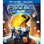 Pixels - Blu-ray 3d + Blu-ray Frete Gratis