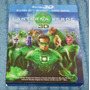 Blu-ray Lanterna Verde - 3d Mais 2d - 2 Discos