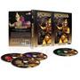 Box Spectreman Vol. 1 Digibook 4 Dvds Original Novo