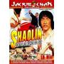 Dvd Shaolin Contra Os Filhos Do Sol - Jackie Chan