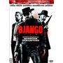 Dvd Django Livre Novo Orig Tarantino Cult Leonardo Dicaprio