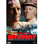 A Batalha De Midway Dvd Original Charlton Heston Henry Fonda