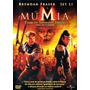 Dvd Filme A Múmia - Tumba Do Imperador Dragão Original Usado