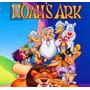 Desenhos Bíblicos Arca De Noé / Moisés 2 Dvds