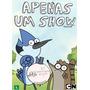 Apenas Um Show 1ª Temporada Vol. 01 Dvd Desenho Mordecai