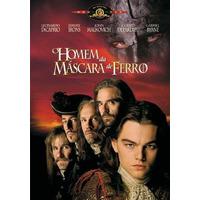 Dvd O Homem Da Máscara De Ferro, Dicaprio, Lacrado Original