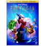 Fantasia - Dvd Original Disney 2 Filmes Fantasia 2000