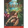 Dvd Tarzan Walt Disney Clássicos Original Novo