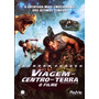 Dvd - Viagem Ao Centro Da Terra - ( Journey To The Center Of