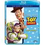 Blu Ray Toy Story Edição Especial Disney Pixar Novo Lacrado