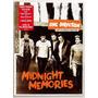 Dvd One Direction - Midnight Memories - Original E Lacrado