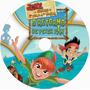 2 Dvds Jake E Os Piratas, 2 Dvds Manny Mãos A Obra