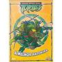 Dvd As Tartarugas Ninja - A Melhor Ratoeira Seminovo